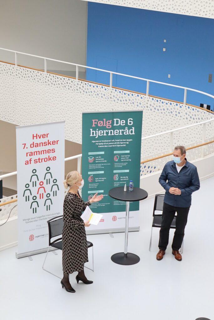 Birger Kjærbye Og Birgitte Forchhammer