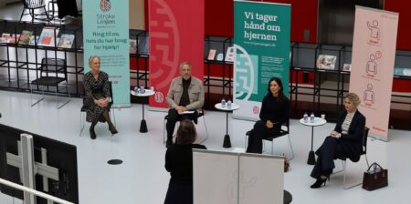 Christina Kruus oplæg til åbningen af StrokeLinjen