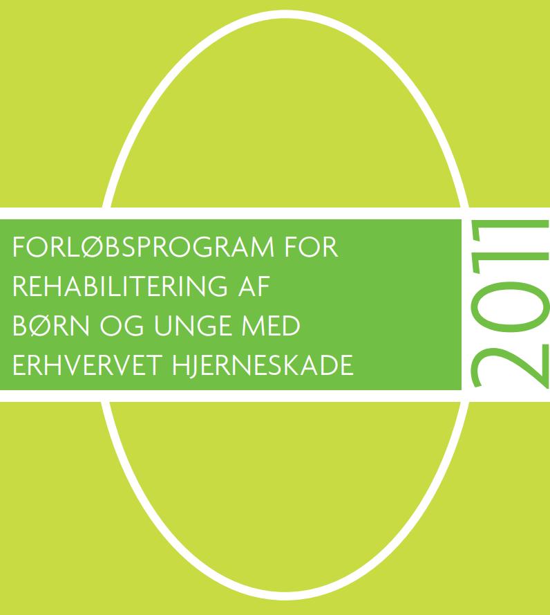 Forløbsprogram for rehabilitering af børn og unge med erhvervet hjerneskade